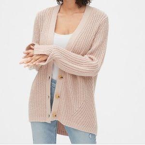 Gap Twist Sleeve Cardigan